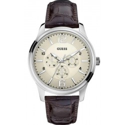 Buy Guess Men's Watch Captain W0294G1 Multifunction