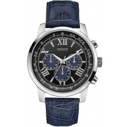 Buy Guess Men's Watch Horizon W0380G3 Chronograph