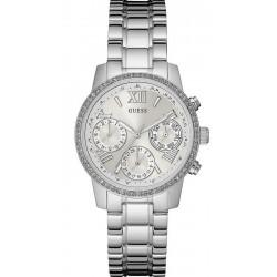 Buy Guess Women's Watch Mini Sunrise W0623L1 Chrono Look Multifunction