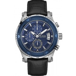 Buy Guess Men's Watch Pinnacle W0673G4 Chronograph