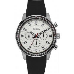 Buy Guess Men's Watch Fuel W0802G1 Chronograph