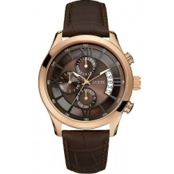 Buy Guess Men's Watch Capitol W14052G2 Chronograph