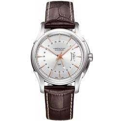 Hamilton Men's Watch Jazzmaster Traveler GMT Auto H32585557