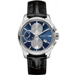 Buy Hamilton Men's Watch Jazzmaster Auto Chrono H32596741