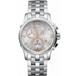Hamilton Men's Watch Jazzmaster Chrono Quartz H32612155