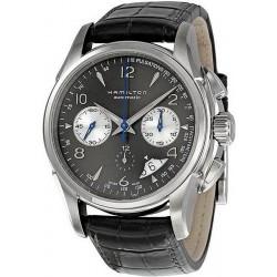 Buy Hamilton Men's Watch Jazzmaster Auto Chrono H32656785