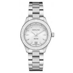 Buy Hamilton Women's Watch Jazzmaster Seaview Quartz H37411111