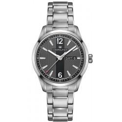 Buy Hamilton Men's Watch Broadway Day Date Quartz H43311135