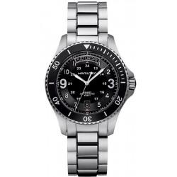 Hamilton Men's Watch Khaki Navy Scuba Auto H64515133