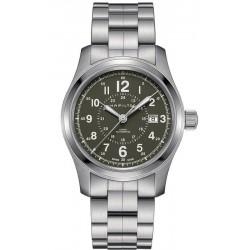 Hamilton Men's Watch Khaki Field Auto 42MM H70605163