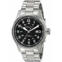 Hamilton Men's Watch Khaki Field Auto 44MM H70625133