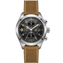Hamilton Men's Watch Khaki Field Auto Chrono H71616535