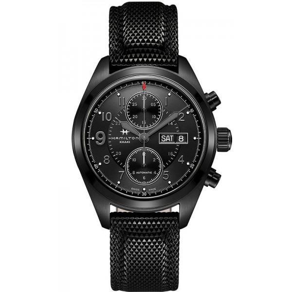 Buy Hamilton Men's Watch Khaki Field Auto Chrono H71626735