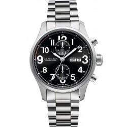 Hamilton Men's Watch Khaki Field Officer Auto Chrono H71716133