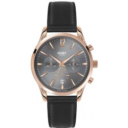 Buy Henry London Unisex Watch Finchley HL39-CS-0122 Chronograph Quartz