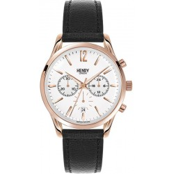 Buy Henry London Men's Watch Richmond HL39-CS-0036 Chronograph Quartz