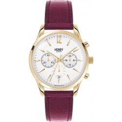 Henry London Women's Watch Holborn HL39-CS-0070 Chronograph Quartz