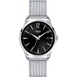 Buy Henry London Unisex Watch Edgware HL39-M-0015 Quartz
