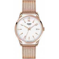 Buy Henry London Unisex Watch Richmond HL39-M-0026 Quartz