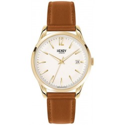 Buy Henry London Unisex Watch Westminster HL39-S-0012 Quartz