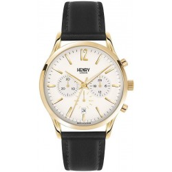 Buy Henry London Men's Watch Westminster HL41-CS-0018 Chronograph Quartz