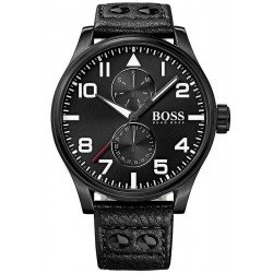 Buy Hugo Boss Men's Watch Aeroliner Quartz Multifunction 1513083