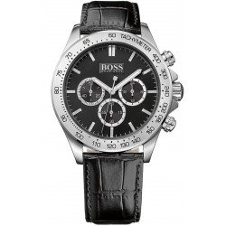 Buy Hugo Boss Men's Watch Ikon Quartz Chronograph 1513178