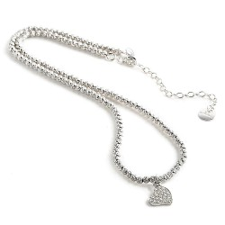 Buy Jack & Co Women's Necklace Night & Day JCN0436