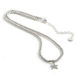Buy Jack & Co Women's Necklace Night & Day JCN0441
