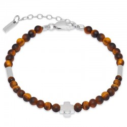 Buy Jack & Co Men's Bracelet Cross-Over JUB0001