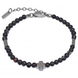 Buy Jack & Co Men's Bracelet Cross-Over JUB0005