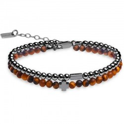 Buy Jack & Co Men's Bracelet Cross-Over JUB0008