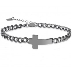 Jack & Co Men's Bracelet Cross-Over JUB0014