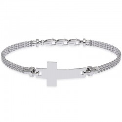 Buy Jack & Co Men's Bracelet Cross-Over JUB0017