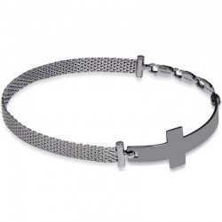 Buy Jack & Co Men's Bracelet Cross-Over JUB0020