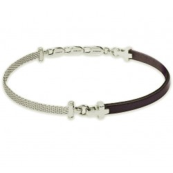 Buy Jack & Co Men's Bracelet Cross-Over JUB0025