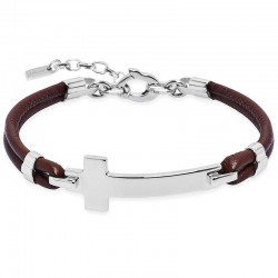 Buy Jack & Co Men's Bracelet Cross-Over JUB0031