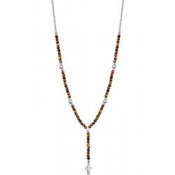 Buy Jack & Co Men's Necklace Cross-Over JUN0001