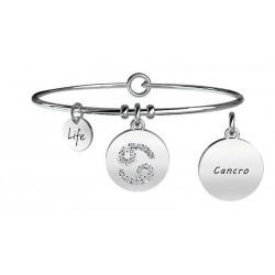 Kidult Women's Bracelet Symbols Cancer 231582