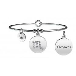 Kidult Women's Bracelet Symbols Scorpio 231586