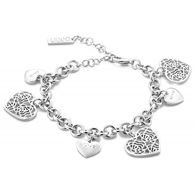 39fda43c42 Liu Jo Women's Bracelet Trama LJ908 - New Fashion Jewelry