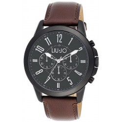 Buy Liu Jo Men's Watch Jet TLJ826 Chronograph