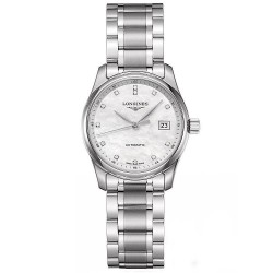 Buy Longines Women's Watch Master Collection L22574876 Automatic