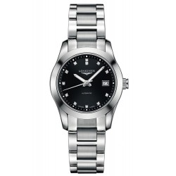 Buy Longines Women's Watch Conquest Classic L22854586 Automatic