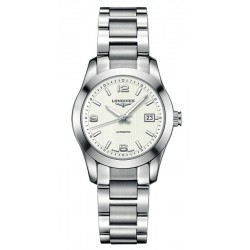 Buy Longines Women's Watch Conquest Classic Automatic L22854766