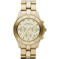 Buy Marc Jacobs Women's Watch Blade MBM3101 Chronograph