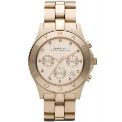 Buy Marc Jacobs Women's Watch Blade MBM3102 Chronograph