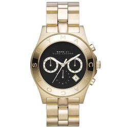 Buy Marc Jacobs Women's Watch Blade MBM3309 Chronograph