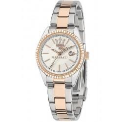 Buy Maserati Women's Watch Competizione R8853100504 Quartz