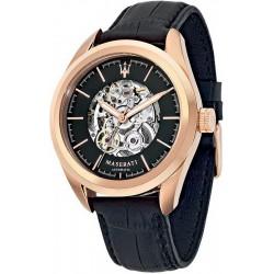 Maserati Men's Watch Traguardo Automatic R8821112001